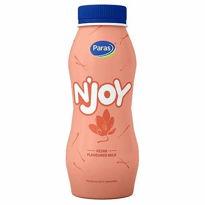 Paras Kesar Flavoured Milk - 180 ml