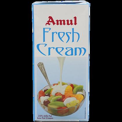 Amul Fresh Cream-Carton