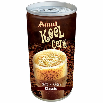 Amul Kool Cafe - Milk & Coffee, 200ML