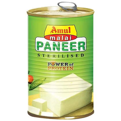Amul Malai Paneer-Tin