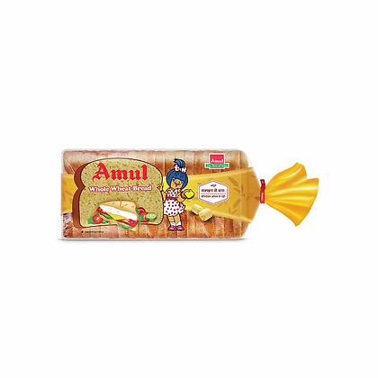 Amul Whole Wheat Bread- 400 G