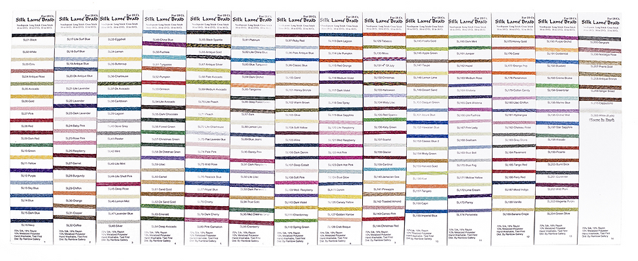 Color Chart SilkLameBraid.png