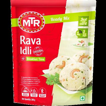 MTR Rava Idli Mix 200g Pack