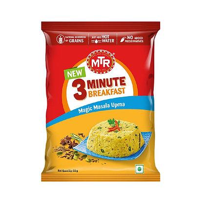 MTR 3 Minute Magic Masala Upma Pouch 60 g Pack