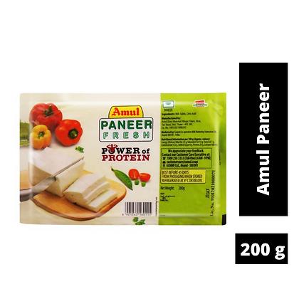 Amul Fresh Paneer - 200gm Pack