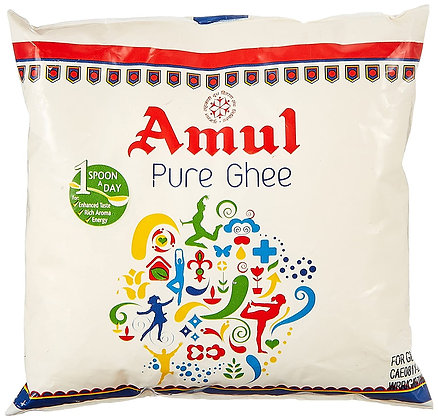 Amul Pure Ghee-Pouch