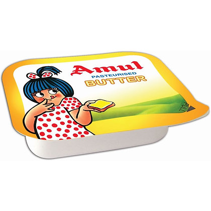 Amul School Pack Salted Butter  (100 g)