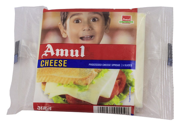 Amul Cheese Slices-Pouch