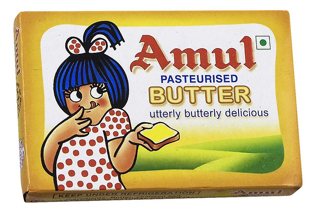 Amul Butter-Pasteurised, Carton