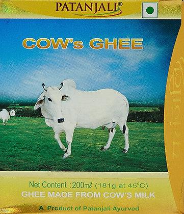 Patanjali Cow's Ghee-Carton