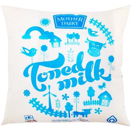 Mother Dairy Milk-Toned