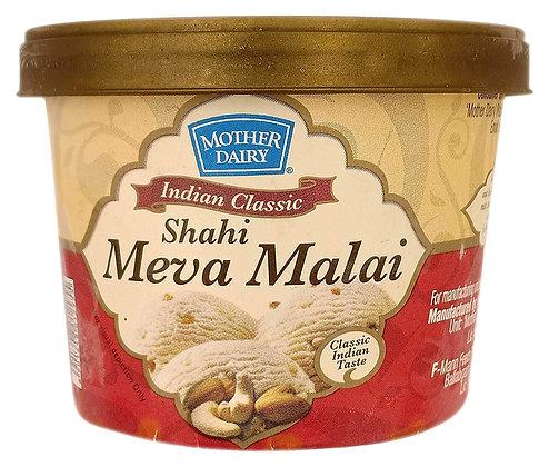 Mother Dairy Indian Classic Ice Cream Shahi Meva Malai- 115 ml pack