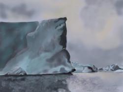 Kullorsuaq Iceberg