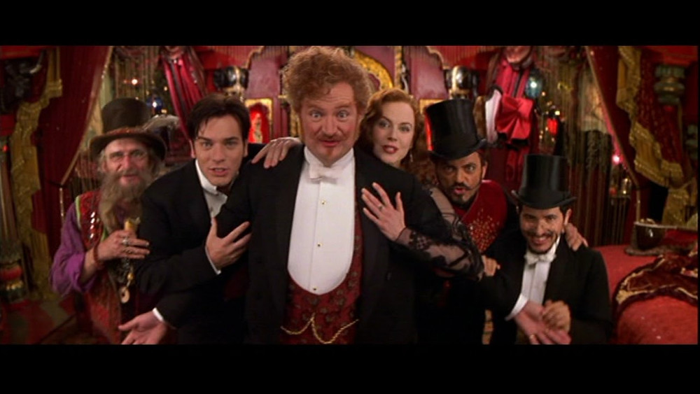 Moulin Rouge!: The Cast
