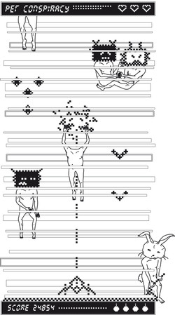 new illustration project