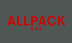 allpack sas business card