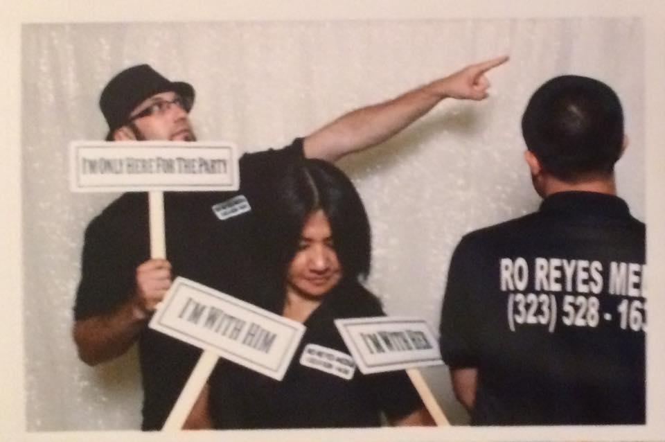Nick, Rowena, Rb