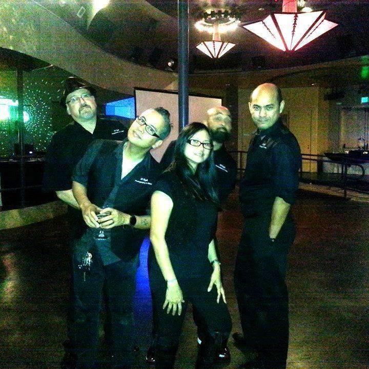 David, Ro, Rowena, Jun & Chris