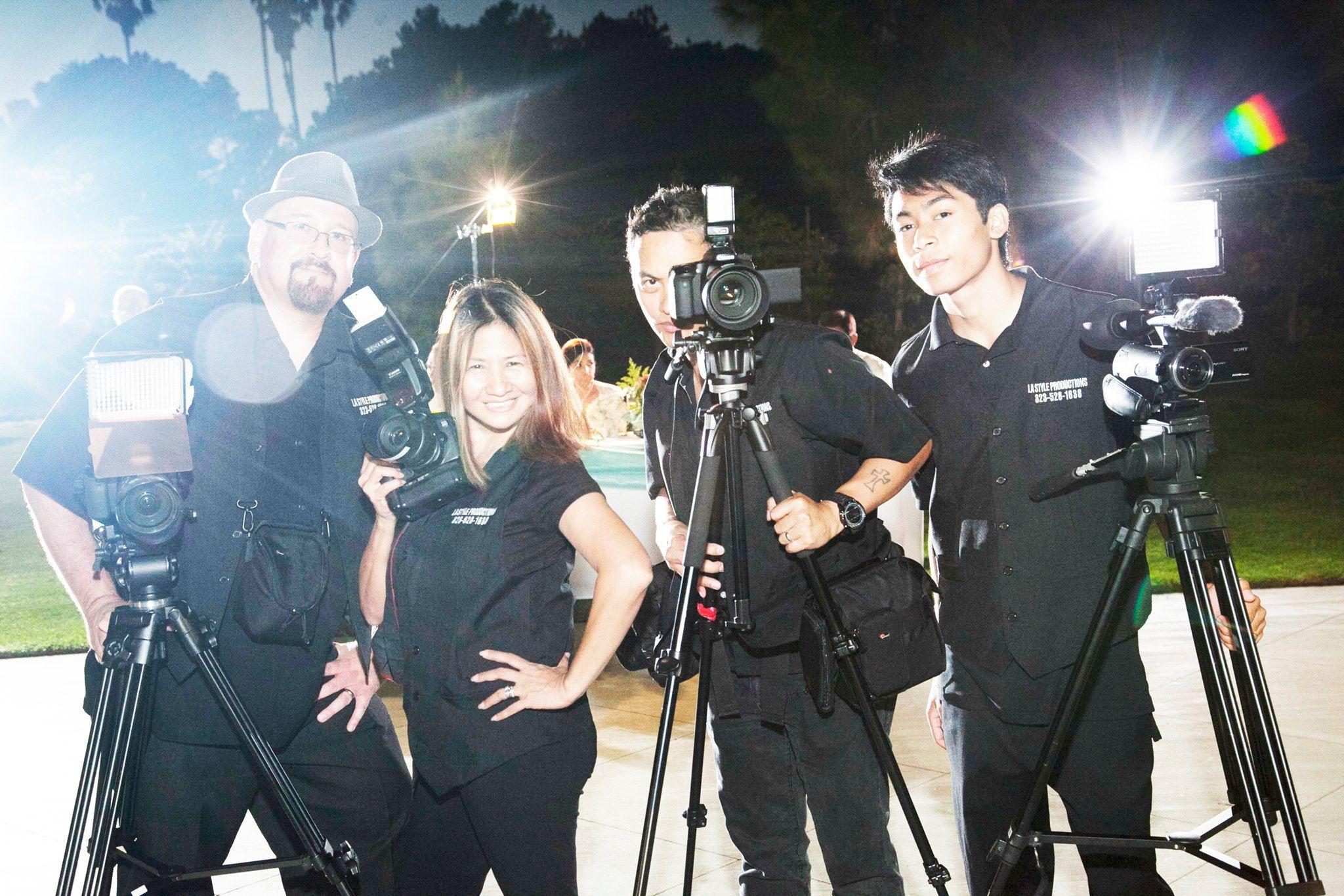 David, Rowena, Ro & Justin