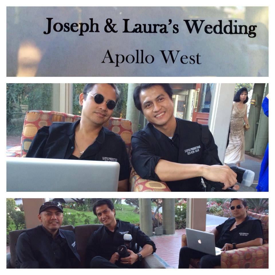 Christian, Ro & Julius