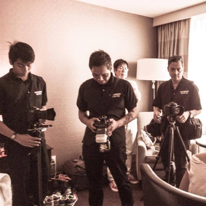 Justin, Dan & Ro