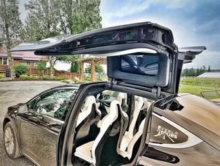Model X Joins The Tesla Tours Fleet