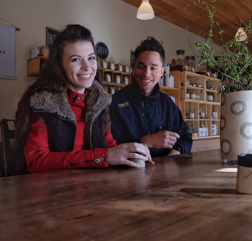 Sample new world teas in old world artisan splendour at Westholme Tea Farm.