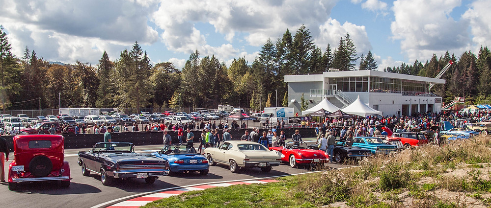 Vancouver Island Motor Gathering