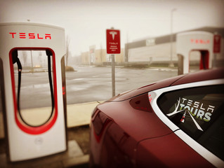 Now Charging: Tsawwassen Mills Supercharger & Vancouver Day-Trips!