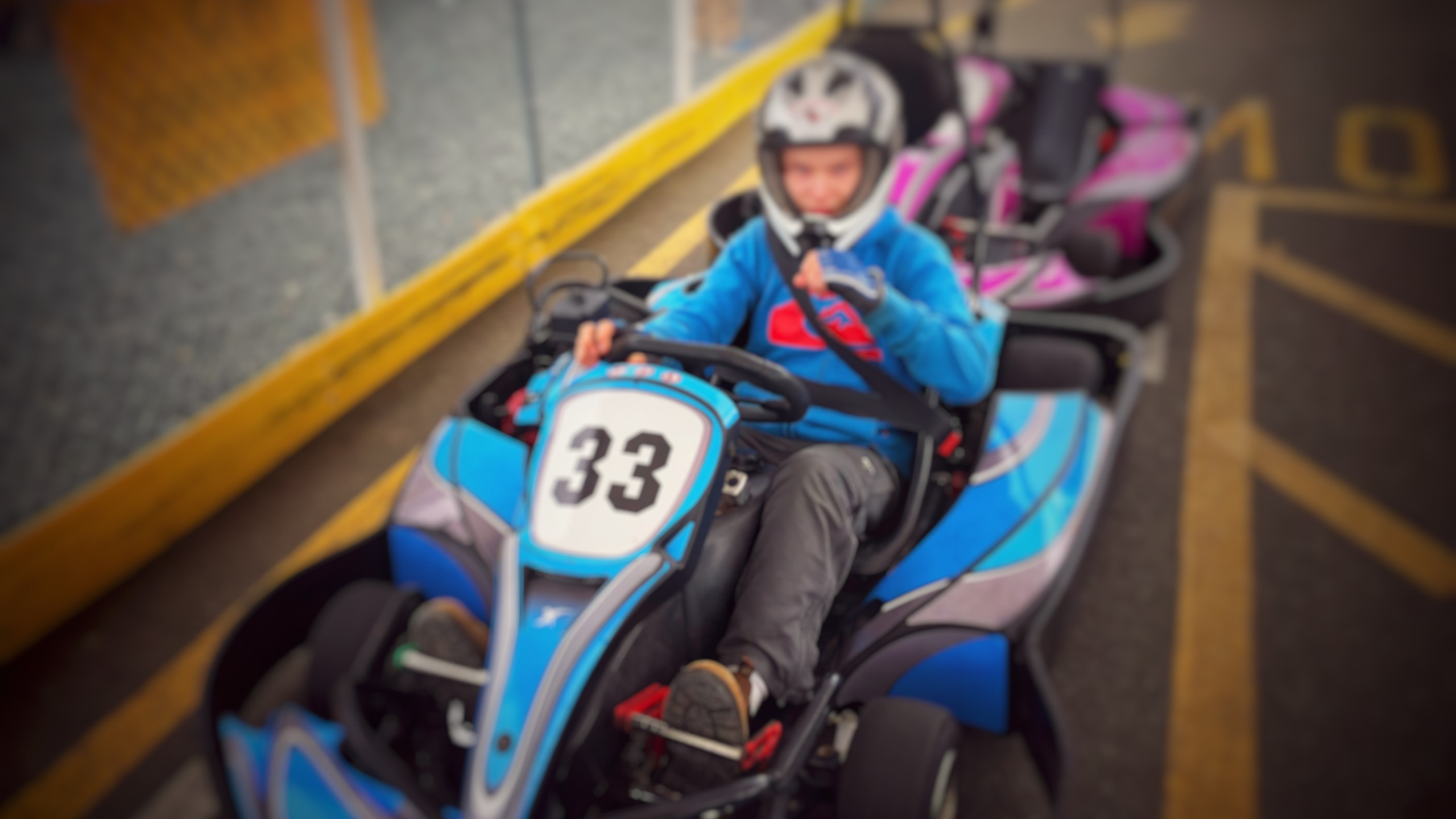 Race the fastest go-kart track on Vancouver Island at Fast Time Grand Prix
