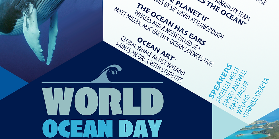 World Ocean Day: Young Ocean Champions (FREE entry)