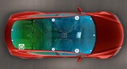 Model S Stereo Speaker Placement