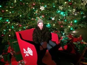 Have a very Merry Christmas at Butchart Gardens Festival of Lights!