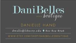 DANIELLE_BusinessCARD