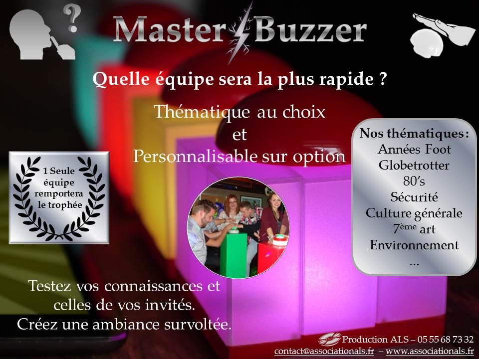 Master buzzer
