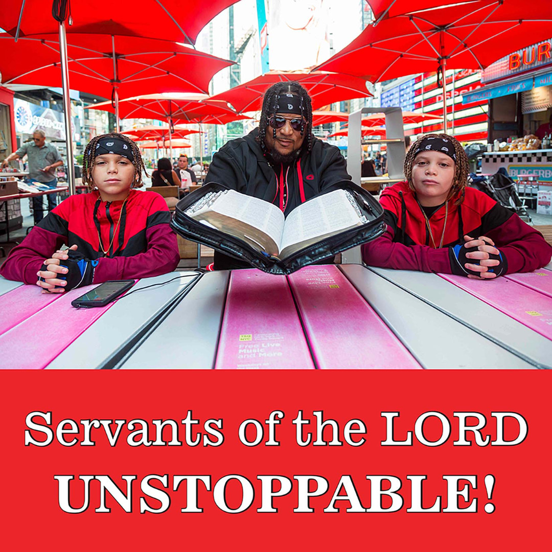 sol 1 UNSTOPPABLE Lowkey Christian Rappe