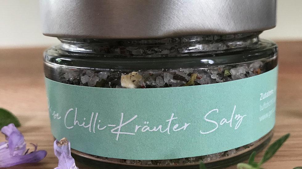 Chilli-Kräuter-Salz