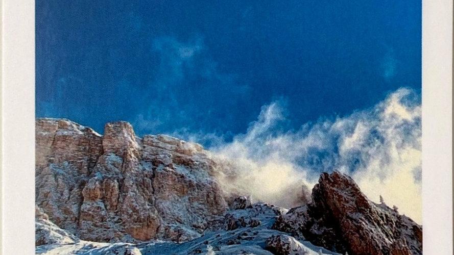 Postkarte Dolomiten