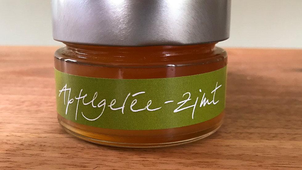 Apfelgelée-Zimt