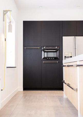 Ontwerp keukenwand