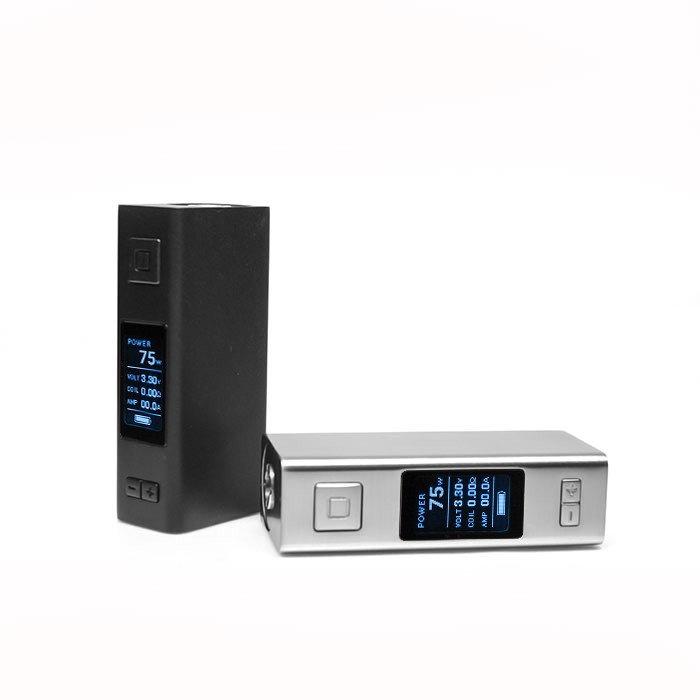 VaporFi VEX™ 75 TC Starter Kit Bundle | vaporviper