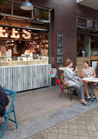 IJssalon Kees in Eindhoven