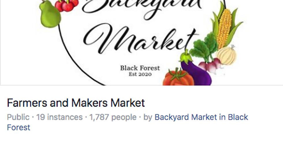BackYard Market in Black Forest