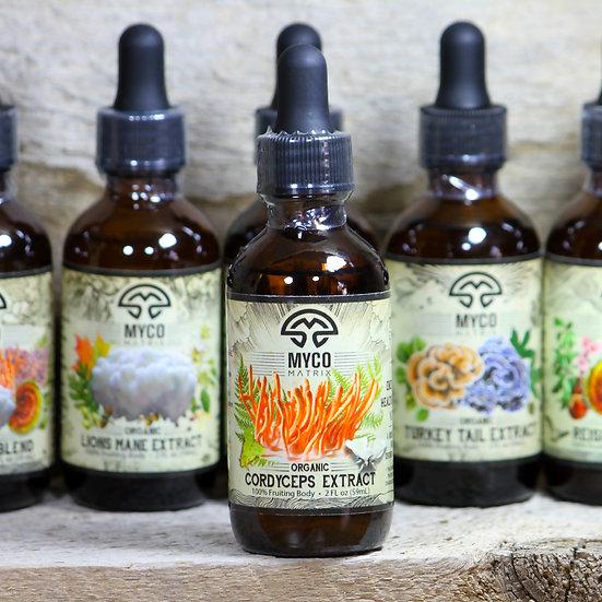 Cordyceps Pure Organic Extract
