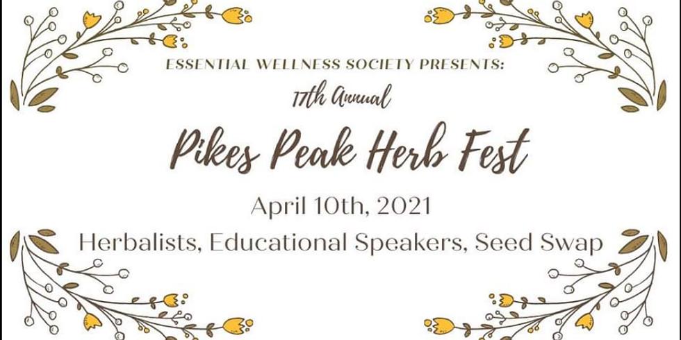 17th Annual Pikes Peak Herb Fest