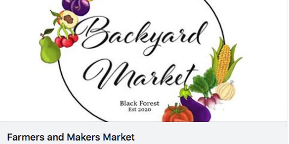 Backyard Farmer's Market - Black Forest
