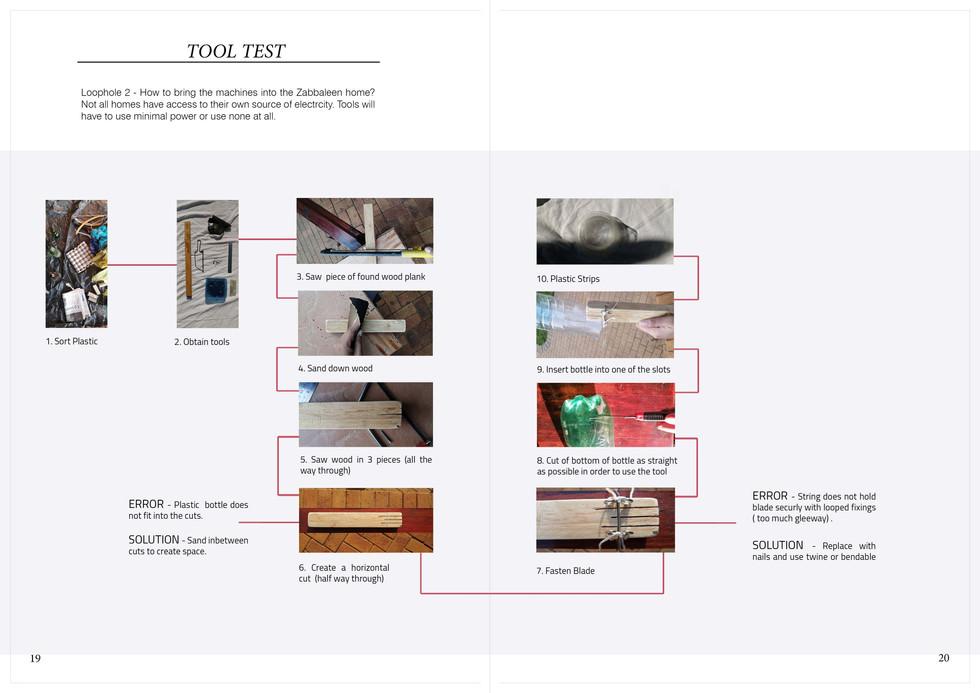 Tool Tests. Patel, M. Unit 18. 2020.
