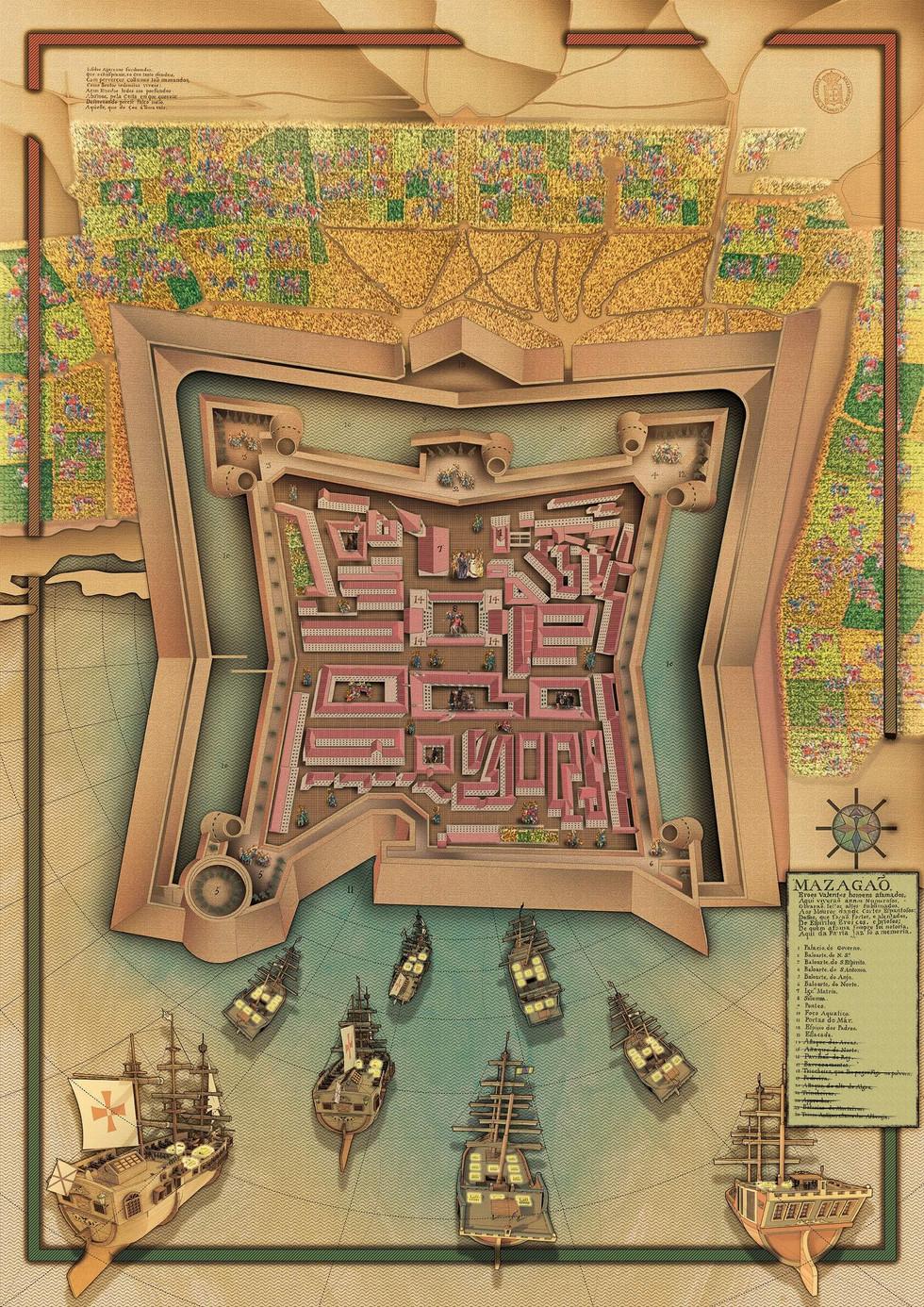 Reconquista of Mazagan. Ranchod, K. Unit 12. 1019