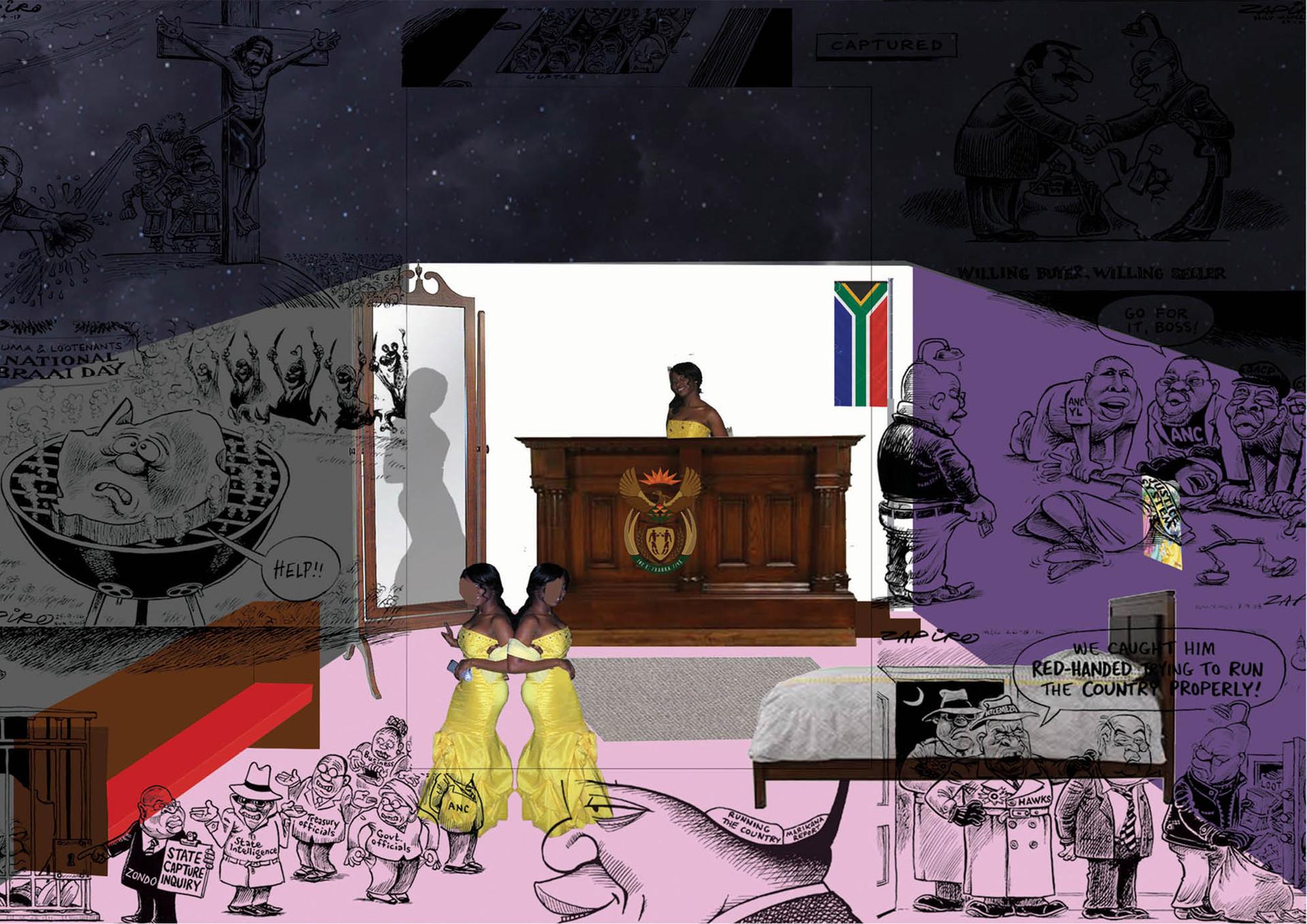 The Framing of Black Judgement. Kubayi, T. Unit 19. 2020