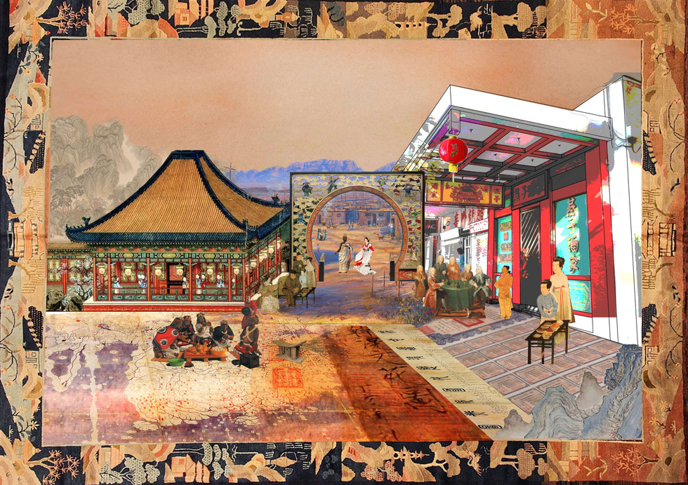 Ferreirasdorp Afro-Chinese cultural mining foothold. How, G. Unit 11. 2017